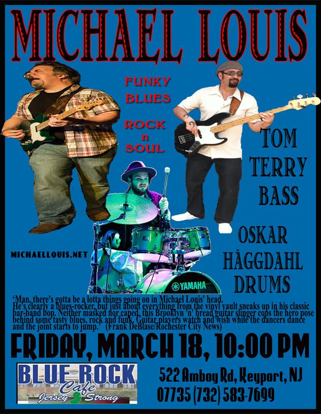 LOUIS TERRY HAGGDAHL BLUE ROCK CAFE KEYPORT, NJ 3.18.16 MATADOR BOLTON BOLD 8.5 X 11 EMAILER JPEG